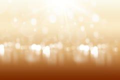 abstrakt bakgrundslampa Royaltyfria Foton