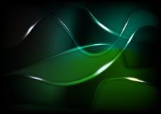 abstrakt bakgrundslampa Arkivfoto