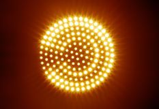 abstrakt bakgrundslampa Royaltyfri Bild