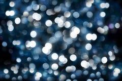 abstrakt bakgrundslampor Royaltyfri Bild