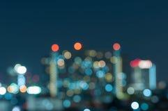abstrakt bakgrundslampor Arkivbilder