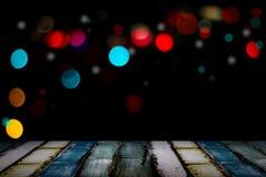 abstrakt bakgrundslampor Arkivfoto
