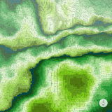 abstrakt bakgrundsliggande mosaik Royaltyfria Foton
