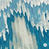 abstrakt bakgrundsliggande mosaikillustration Royaltyfri Fotografi