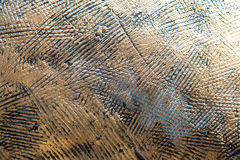 abstrakt bakgrundslinje metall Royaltyfria Foton