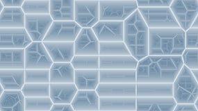 abstrakt bakgrundslinjer Sprucken stentapet r Sprickakonstverk Royaltyfri Bild