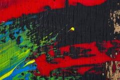 abstrakt bakgrundsmålarfärg Royaltyfria Bilder