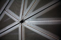 abstrakt bakgrundsmetall Royaltyfri Fotografi