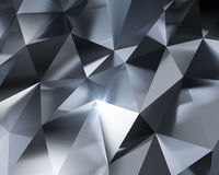 abstrakt bakgrundsmetall Royaltyfria Bilder