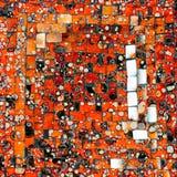 abstrakt bakgrundsmosaik Royaltyfri Bild