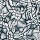 Abstrakt bakgrundsmosaikflöde vektor illustrationer