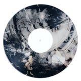 abstrakt bakgrundsmusik Arkivbild