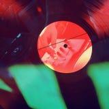 abstrakt bakgrundsmusik Royaltyfria Foton