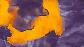 abstrakt bakgrundsoljemålning Vattenfärg på kanfastextur Färgtextur Fragment av konstverk modern konst Samtida konst fotografering för bildbyråer