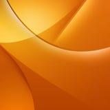 abstrakt bakgrundsorange Royaltyfri Fotografi