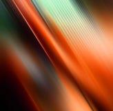abstrakt bakgrundsorangesignaler Royaltyfria Foton