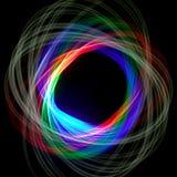 abstrakt bakgrundsphysiogram Royaltyfri Fotografi