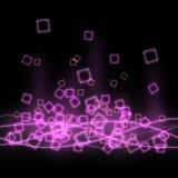 abstrakt bakgrundspink vektor illustrationer