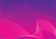 abstrakt bakgrundspinkvektor Royaltyfri Fotografi