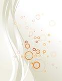 abstrakt bakgrundssammansättning Vektor Illustrationer