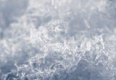 abstrakt bakgrundssnowflakes Royaltyfri Foto