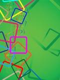abstrakt bakgrundssommar Arkivbild