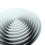 abstrakt bakgrundsspiral Royaltyfri Fotografi