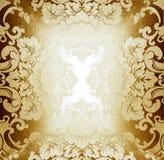 abstrakt bakgrundstappning Royaltyfri Bild