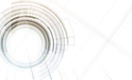abstrakt bakgrundstech Futuristisk teknologimanöverenhet Vecto Royaltyfria Foton