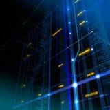 abstrakt bakgrundsteknologi Arkivfoto