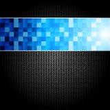 abstrakt bakgrundsteknologi Arkivbilder
