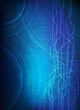 abstrakt bakgrundsteknologi Royaltyfria Foton
