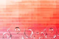 abstrakt bakgrundsteknologi Royaltyfri Foto