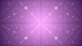 abstrakt bakgrundsteknologi Stor datavisualization futuristic bakgrund framf?rande 3d arkivfilmer