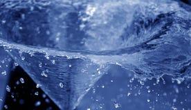 abstrakt bakgrundsvatten Fotografering för Bildbyråer