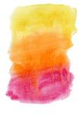 abstrakt bakgrundsvattenfärg Arkivfoto