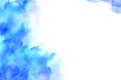 abstrakt bakgrundsvattenfärg Royaltyfri Fotografi