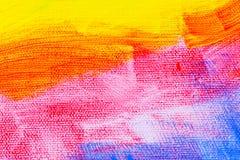 abstrakt bakgrundsvattenfärg Royaltyfri Foto