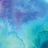 abstrakt bakgrundsvattenfärg Räcka den utdragna vattenfärgbakgrunden, texturera, befläcka vattenfärger på vått papper vektor illustrationer