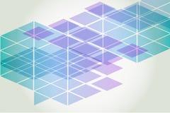 abstrakt bakgrundsvektor Arkivbild