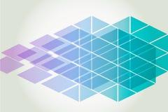 abstrakt bakgrundsvektor Royaltyfria Bilder