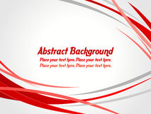 abstrakt bakgrundswave Arkivfoton