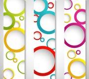 abstrakt baner Royaltyfria Foton