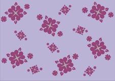 Abstrakt baner för Purplesmodellbakgrund Arkivfoto