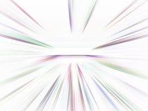 abstrakt barwiący światło Zdjęcie Stock