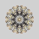 Abstrakt barwiący obrazek Zdjęcie Royalty Free