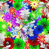 Abstrakt barwiący obrazek zdjęcia royalty free
