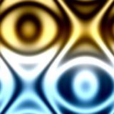abstrakt begreppögon mitt emot vektor illustrationer