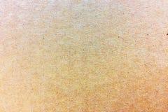 Abstrakt begrepp återanvänder ljus - brun textur för askpappersbakgrund Royaltyfri Fotografi