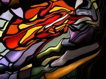 abstrakt begrepp 22 royaltyfri bild